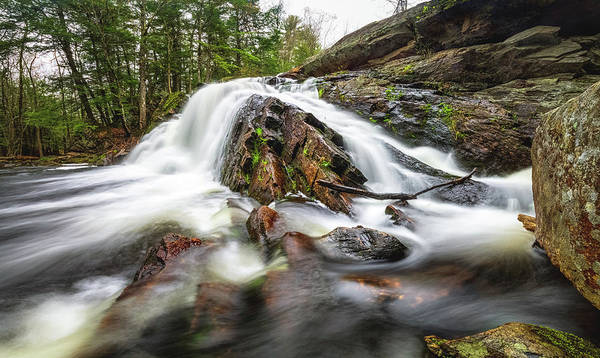 Photograph - Purgatory Falls by Robert Clifford
