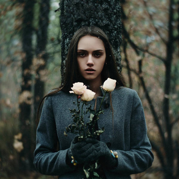 Photograph - Purity. Forgetting Series by Inna Mosina