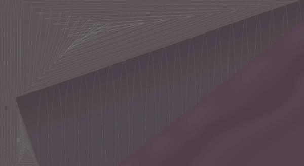 Digital Art - Purple 19 by Kevin McLaughlin