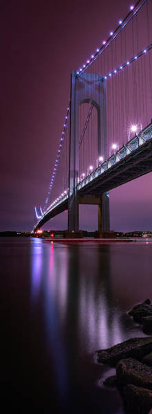 Photograph - Purple Bridge by Edgars Erglis
