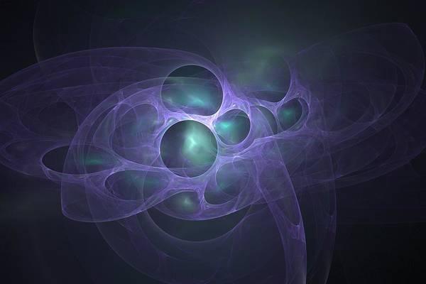 Digital Art - Purple Dreams Tonight by Doug Morgan