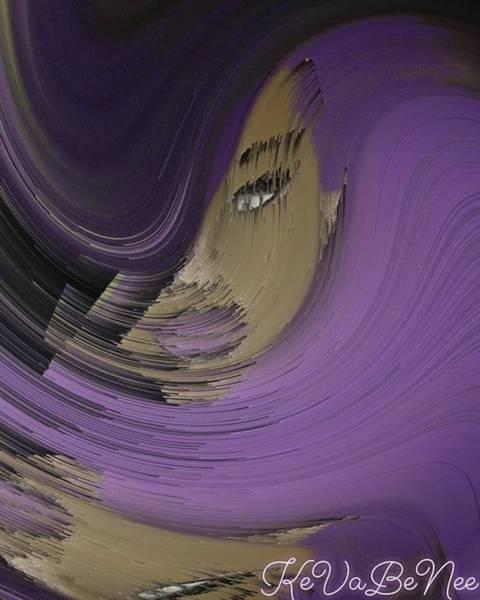 Wall Art - Photograph - 'purple Love '  by KeVa BeNee