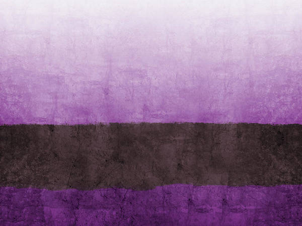 Wall Art - Painting - Purple On The Horizon- Art By Linda Woods by Linda Woods
