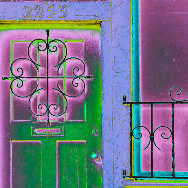 Photograph - Purple Palace by Lee Harland