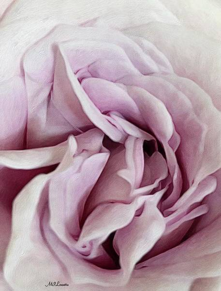 Photograph - Purple Rose by Marian Palucci-Lonzetta