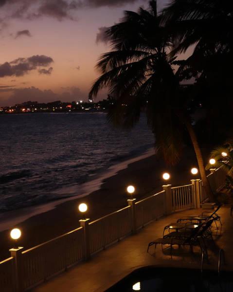 St. Maarten Photograph - Purple Sunset In Saint Martin by Toby McGuire
