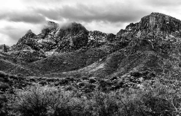 Photograph - Pusch Ridge Snow No10 by Mark Myhaver