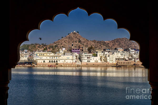 Photograph - Pushkar Lake by Yew Kwang