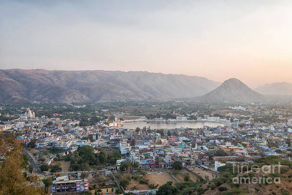 Photograph - Pushkar by Yew Kwang