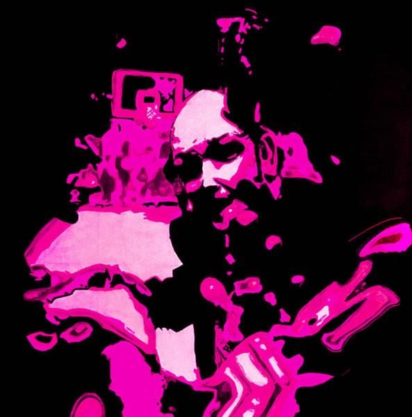Cheerleaders Digital Art - Put Me In - Pink Ranger Remix by Soma79