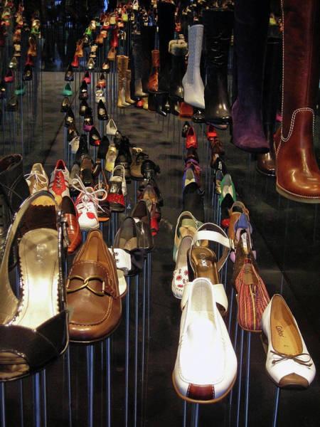 Put Your Shoes ... Art Print
