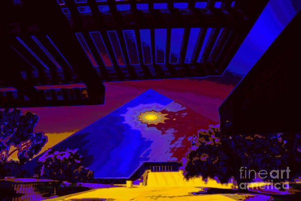 Photograph - Pyramid Power by Paul W Faust -  Impressions of Light