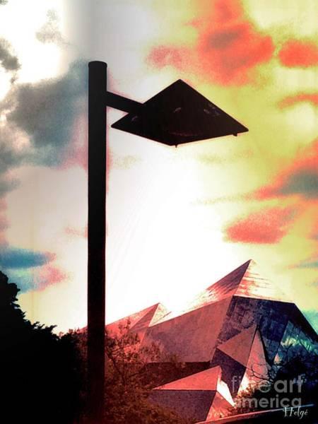 Photograph - Pyramidal by Helge