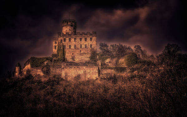 Wall Art - Photograph - Pyrmont Castle by Hans Zimmer
