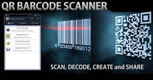 Barcode Digital Art - Qr Code Reader And Scanner by QR Code Reader