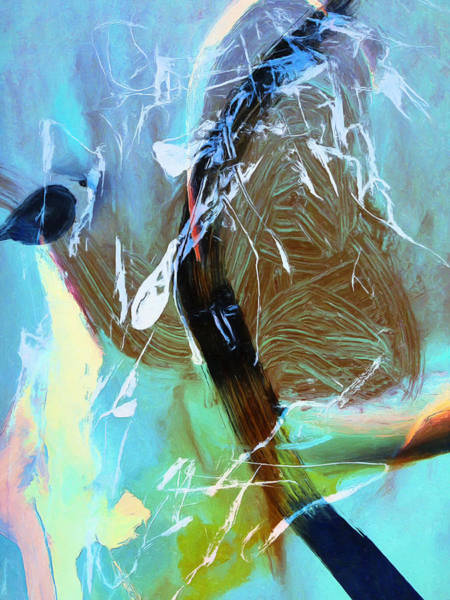 Painting - Quantum Level by Dominic Piperata