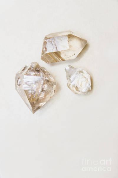 Quartz Photograph - Quartz Crystals by Jorgo Photography - Wall Art Gallery