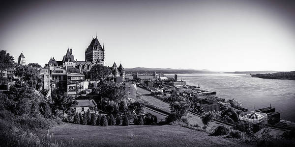 Photograph - Quebec City by Chris Bordeleau