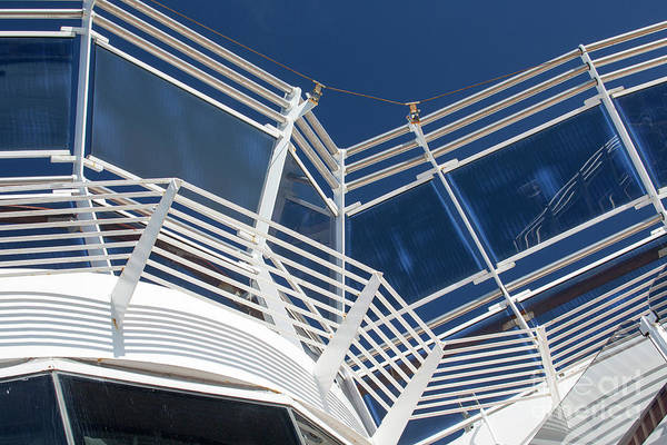 Wall Art - Photograph - Queen Elizabeth Structure by Sheila Smart Fine Art Photography