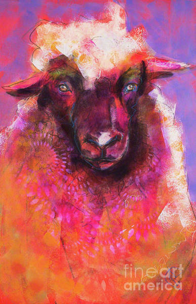 Rosemary Painting - Queen Of The Pasture by Rosemary Conroy