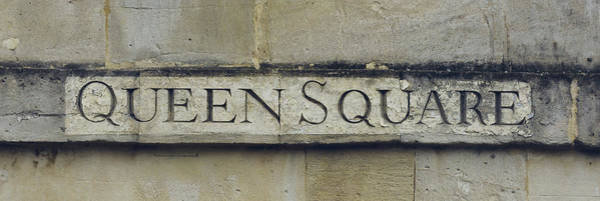 Photograph - Queen Square Carved In The Stone A by Jacek Wojnarowski