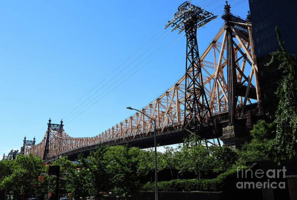 Photograph - Queensborough Ed Koch Bridge by Steven Spak