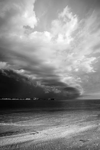 Summer Storm Photograph - Quiet Before The Storm by Marvin Spates