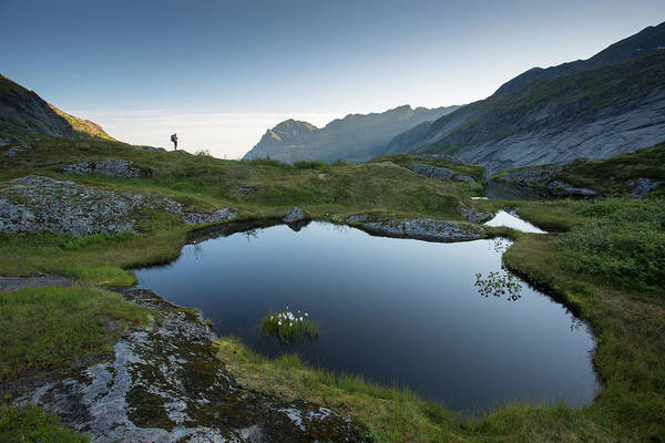 Photograph - Quiet Lofoten by Alex Conu