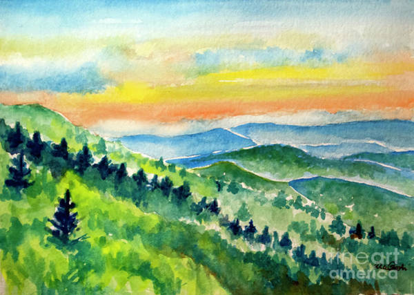 Painting - Quiet Majesty by Allison Ashton