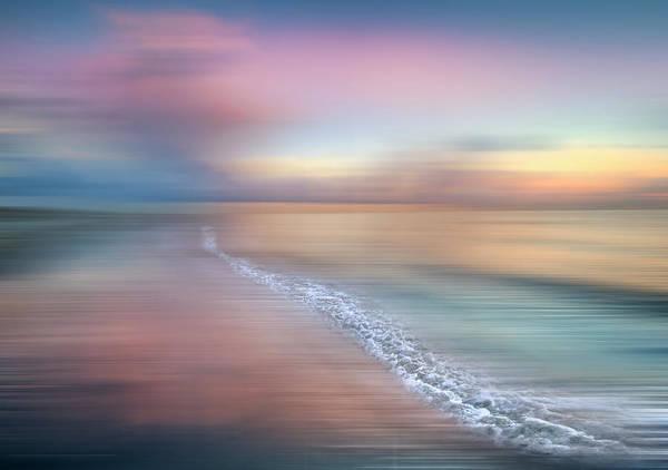 Photograph - Quiet Morning Dreamscape by Debra and Dave Vanderlaan