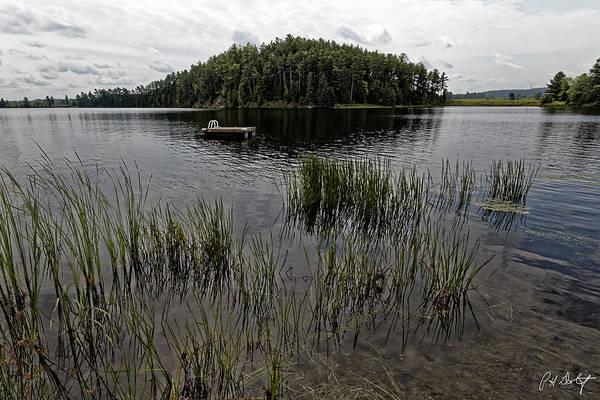 Madawaska Lake Photograph - Quiet Morning by Phill Doherty