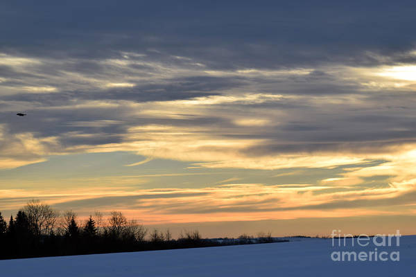 Aroostook Photograph - Quiet Morning by William Tasker