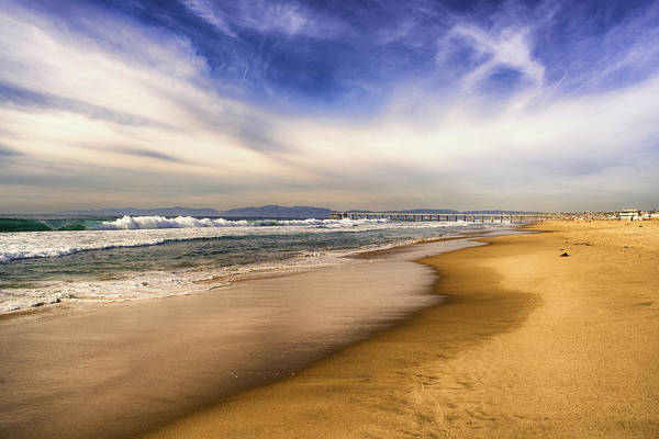 Photograph - Quiet Reflections Of Hermosa by Michael Hope