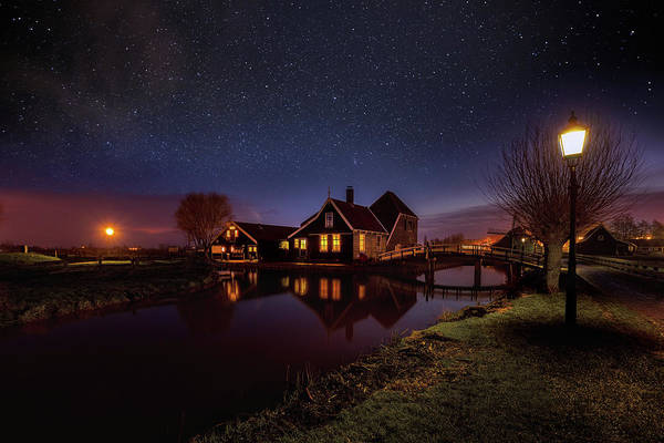 Holland Wall Art - Photograph - Quiet The Mind by Jorge Maia