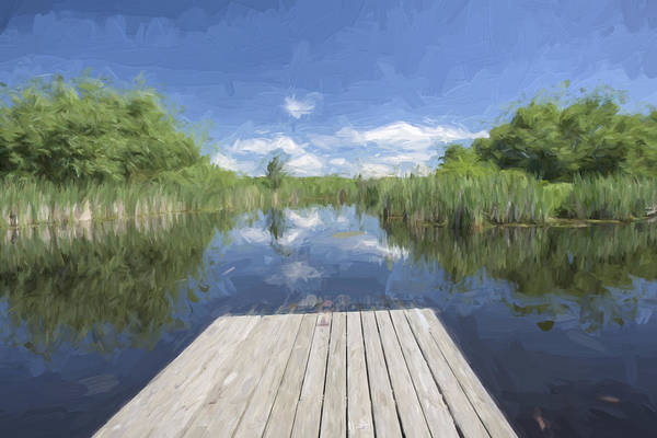 Digital Art - Quietness II by Jon Glaser