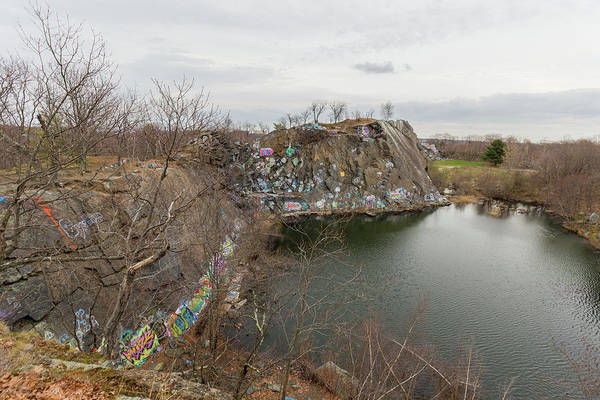 Photograph - Quincy Quarries 14 by Brian MacLean