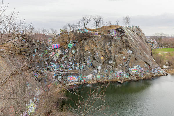 Photograph - Quincy Quarries 15 by Brian MacLean