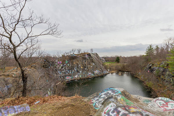 Photograph - Quincy Quarries 17 by Brian MacLean