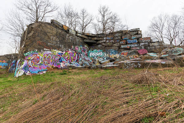 Photograph - Quincy Quarries 2 by Brian MacLean