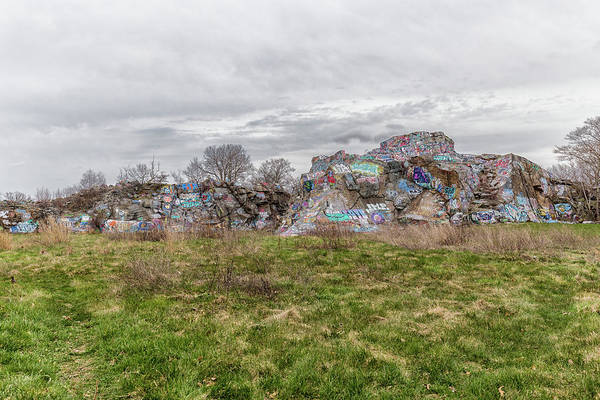 Photograph - Quincy Quarries 21 by Brian MacLean