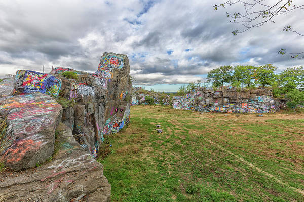 Photograph - Quincy Quarries Reservation by Brian MacLean