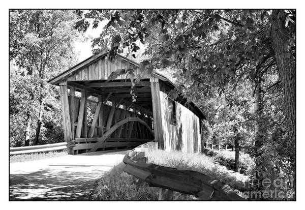 Photograph - Quinlan Bridge by Deborah Benoit