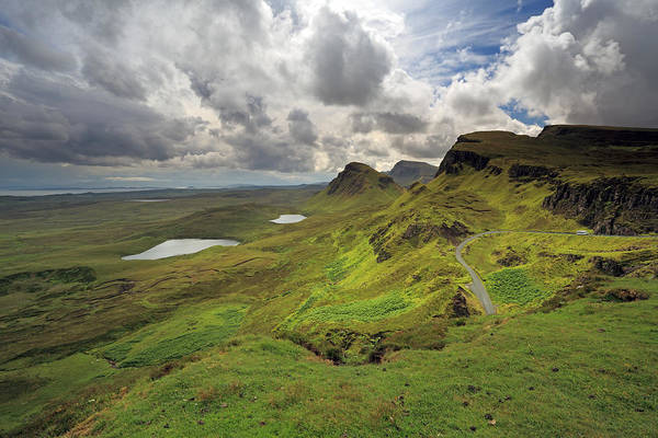 Photograph - Quiraing And Trotternish by Maria Gaellman