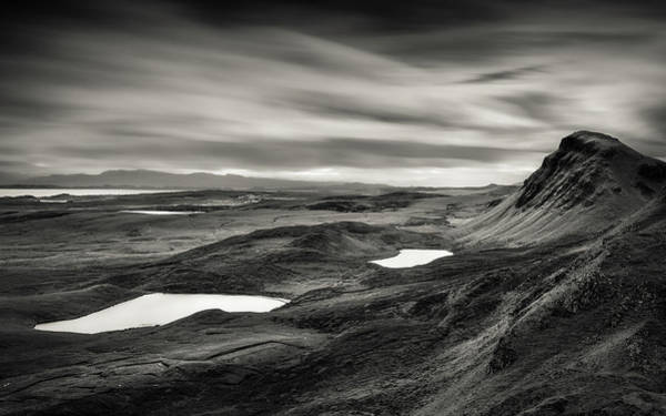Wall Art - Photograph - Quiraing Valley by Dave Bowman