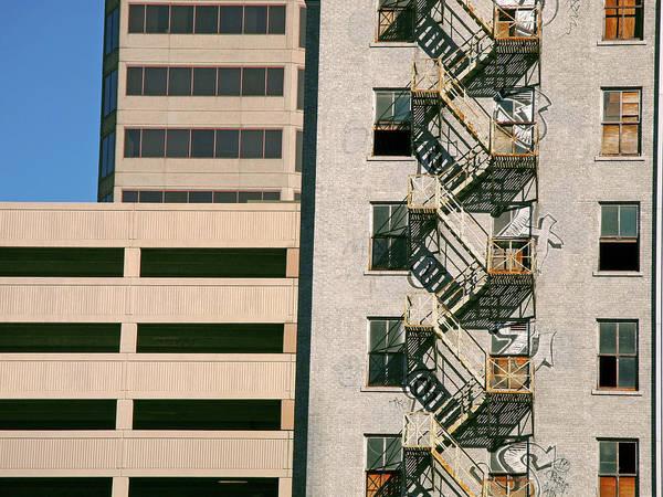 Photograph - Quirks Of The City by Lynda Lehmann