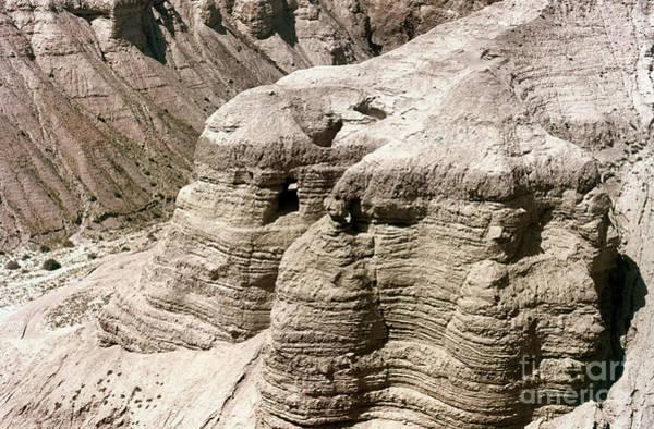 Photograph - Qumran: Dead Seal Scrolls by Granger