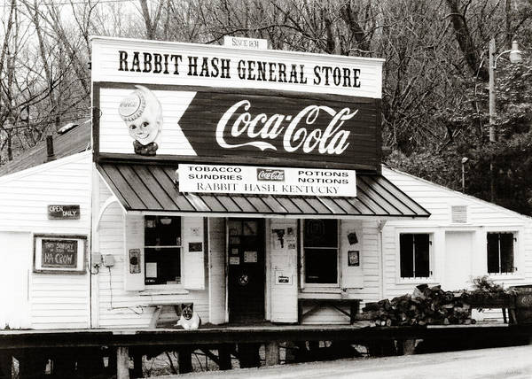 Wall Art - Photograph - Rabbit Hash General Store- Photogaphy By Linda Woods by Linda Woods