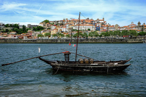 Wall Art - Photograph - Rabelo Boat II by Marco Oliveira