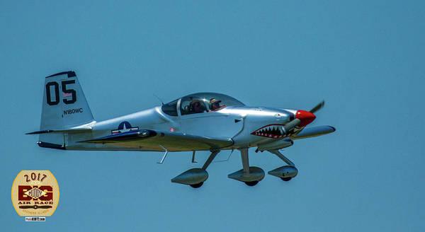 Photograph - Race 05 Fly By by Jeff Kurtz