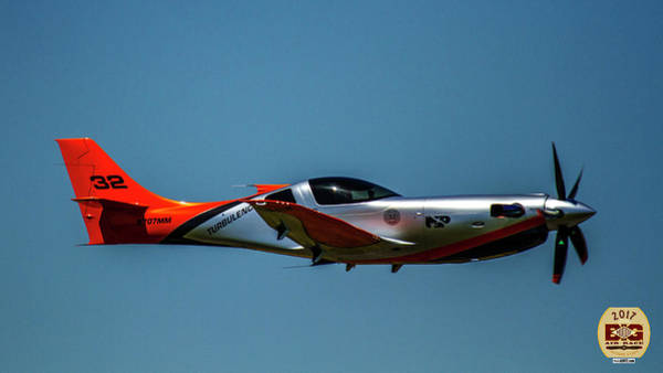 Photograph - Race 32 Fly By by Jeff Kurtz